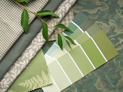 Milwaukee Home Painter - Green Color Sample