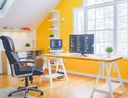 Picking a Color for your Home Office