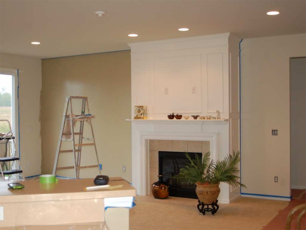 Can you use interior paint outside two day painting for Can you use interior paint outdoors