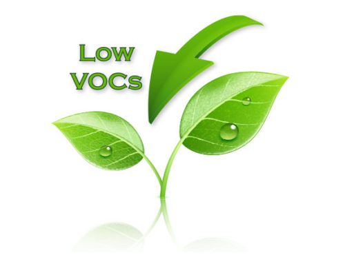 VOCs (Volatile Organic Compounds) in Paint